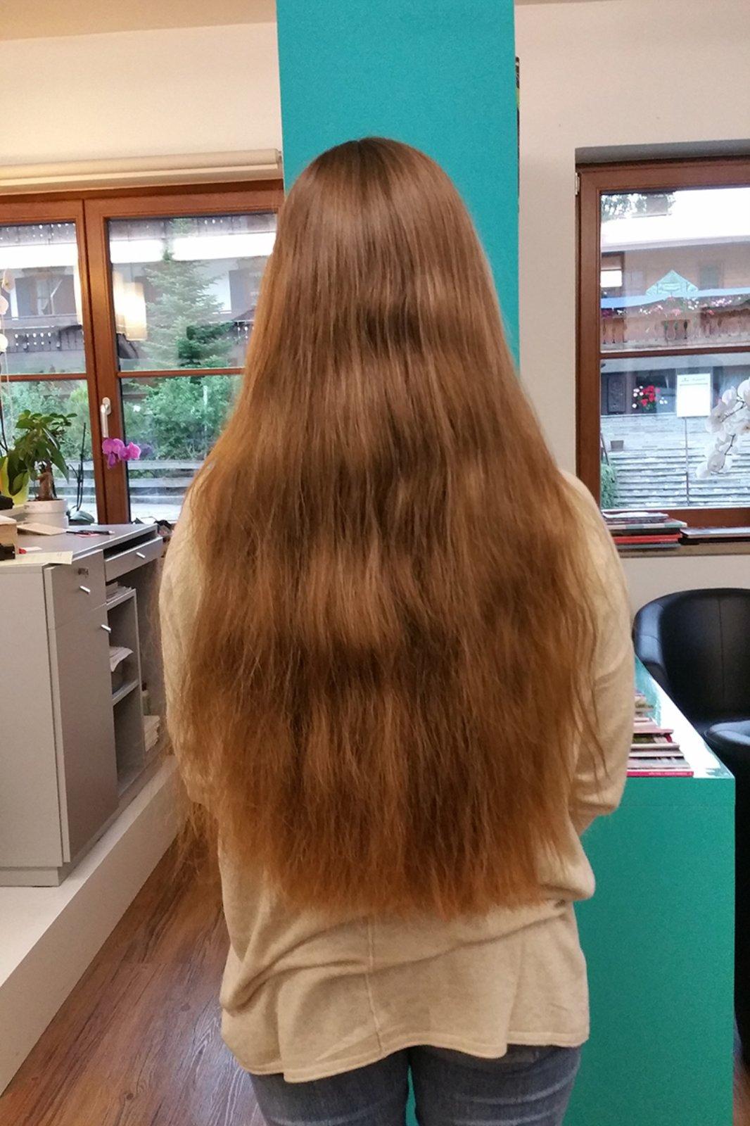 Haarspende Friseursalon Wunderhaar